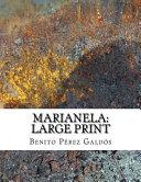 Free Download Marianela: Large Print Book