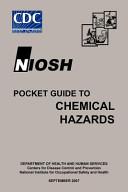 Niosh Pocket Guide to Chemical Hazards
