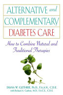 Alternative and Complementary Diabetes Care