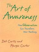 The Art of Awareness Book