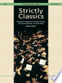 Strictly Classics - Cello, Book 1