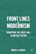 Front Lines of Modernism [Pdf/ePub] eBook