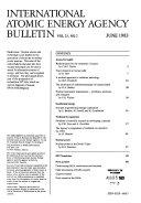 International Atomic Energy Agency Bulletin Book PDF