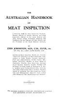 The Australian Handbook of Meat Inspection