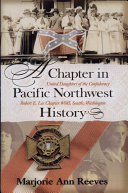 A Chapter in Pacific Northwest History