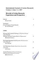 International Journal of Action Research