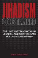 Jihadism Constrained Pdf/ePub eBook