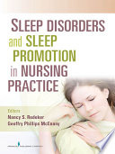 Sleep Disorders And Sleep Promotion In Nursing Practice Book