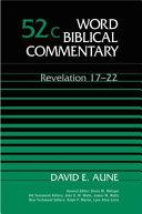 Pdf Revelation 17-22