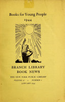 Branch Library Book News Book