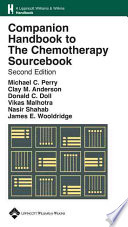 Companion Handbook to the Chemotherapy Sourcebook Book