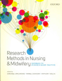 Research Methods In Nursing And Midwifery Pathways To Evidence Based Practice