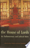 The House of Lords Online Book