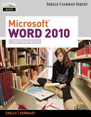 Microsoft Word 2010: Comprehensive Pdf/ePub eBook