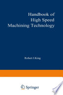 Handbook of High Speed Machining Technology Book