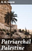 Patriarchal Palestine [Pdf/ePub] eBook