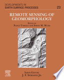 Remote Sensing of Geomorphology