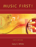 Music First  Book PDF