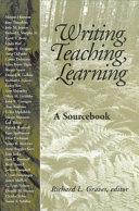 Writing  Teaching  Learning