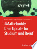 #Mathebuddy – Dein Update für Studium und Beruf