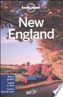 Guida Turistica New England Immagine Copertina
