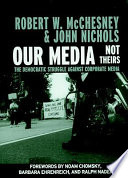Our Media Not Theirs Book PDF