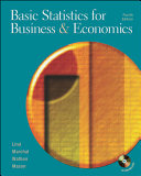 Basic Statistics for Business and Economics: With Student Powerweb