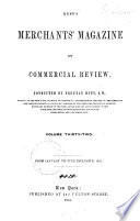 Merchants Magazine And Commercial Review