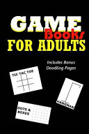 Game Books for Adults