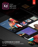 Cover of Adobe XD CC Classroom in a Book (2019 Release)