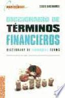 Diccionario de términos financieros