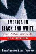 America in Black and White Book