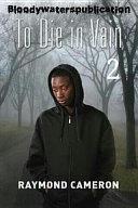 To Die In Vain 2 Pdf/ePub eBook