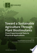 Toward a Sustainable Agriculture Through Plant Biostimulants Book