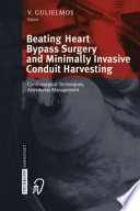 Beating Heart Bypass Surgery and Minimally Invasive Conduit Harvesting Book
