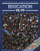 Education  98 99 Book