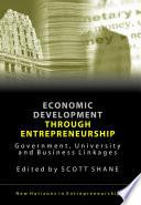 Economic Development Through Entrepreneurship
