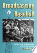 Broadcasting Baseball Book PDF