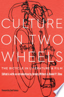 Culture on Two Wheels Book