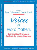 Voices on word matters