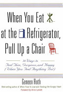 When You Eat at the Refrigerator, Pull Up a Chair Pdf/ePub eBook