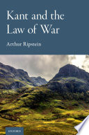 Kant and the Law of War