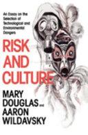 Risk and Culture [Pdf/ePub] eBook