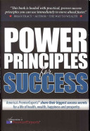 Power Principles for Success banner backdrop