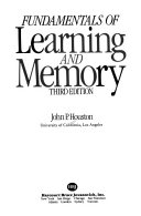 Fundamentals of Learning and Memory