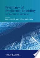 Psychiatry of Intellectual Disability Book