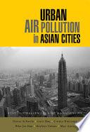 Urban Air Pollution in Asian Cities Book