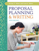 Proposal Planning   amp Writing  5th Edition