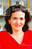 Sheryl Sandberg: COO of Facebook and Founder of the Lean in ...