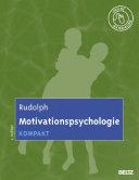 Motivationspsychologie kompakt